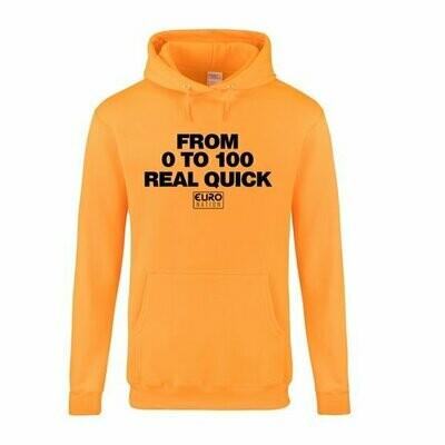 EN '0 TO 100' Limited Hoodie