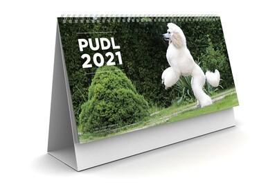 Stolní kalendář PUDL 2021