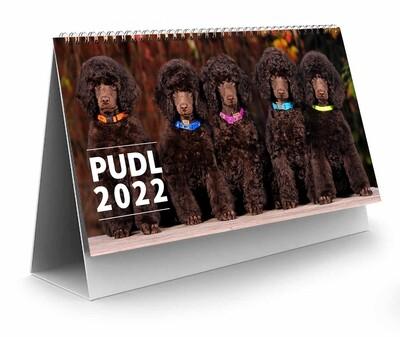Stolní kalendář PUDL 2022