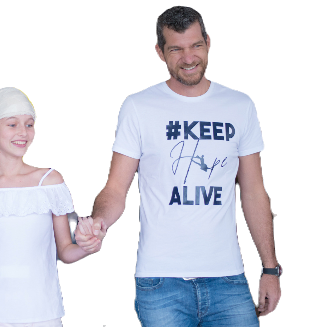 Keep Hope Alive T-shirt