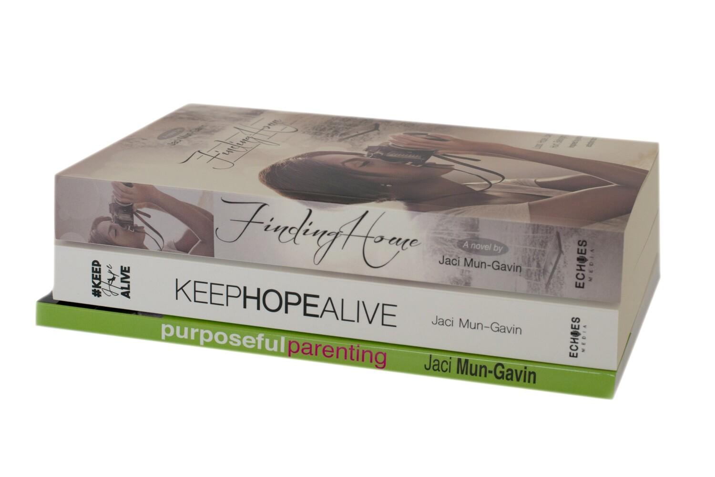 3-in-1 Bookworm Bundle