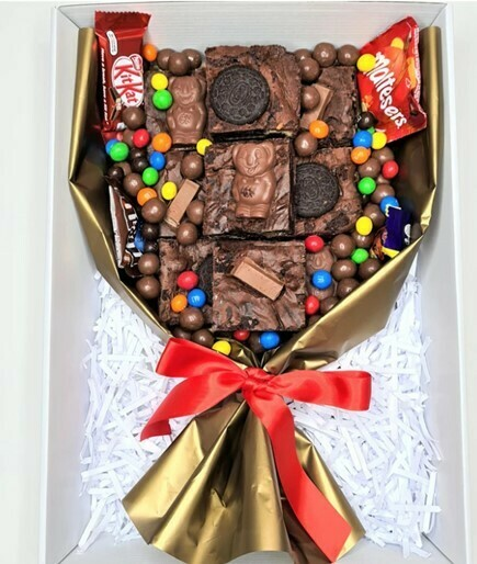 Brownie Bouquet