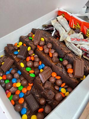 Brownie & Candy Box