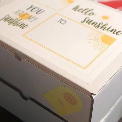 Little Box of Sunshine