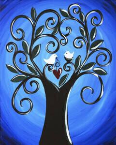Fall & Winter Paint Nights -February 21st