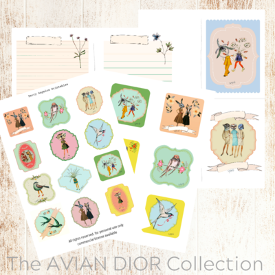 The AVIAN DIOR Collection