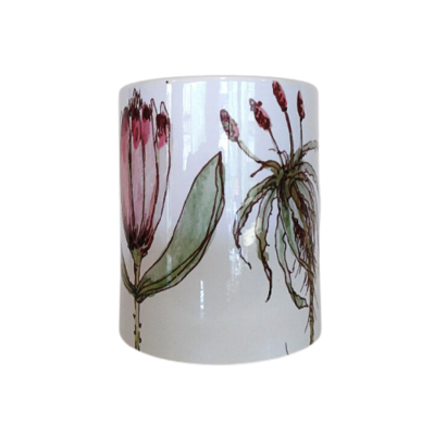 Botanical Mugs