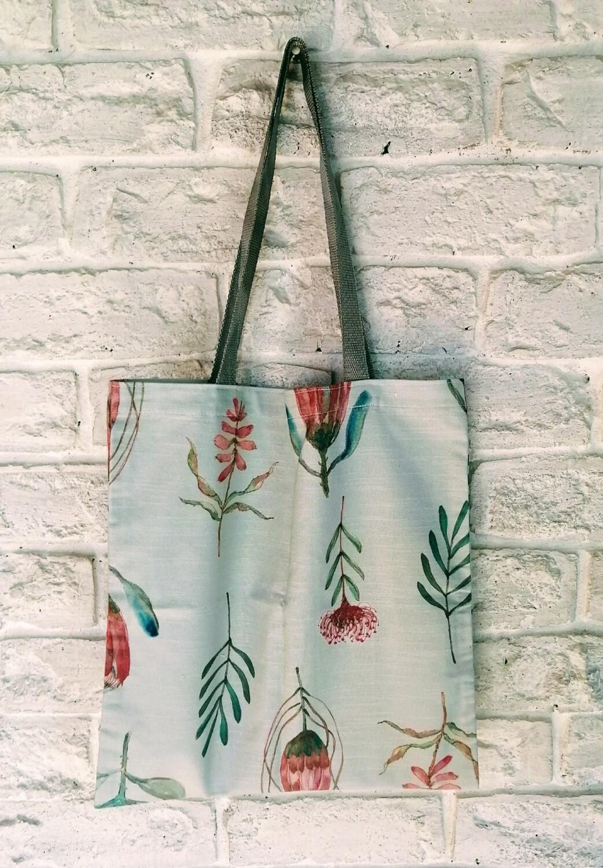 Tote Bag SAGE protea & Aloe