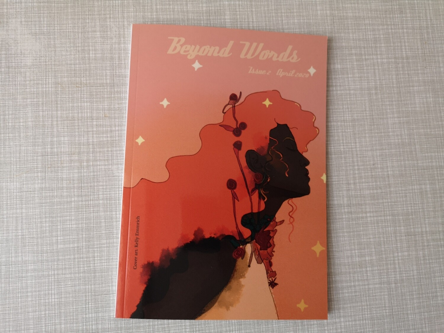Beyond Words Magazine, Issue 2, April 2020