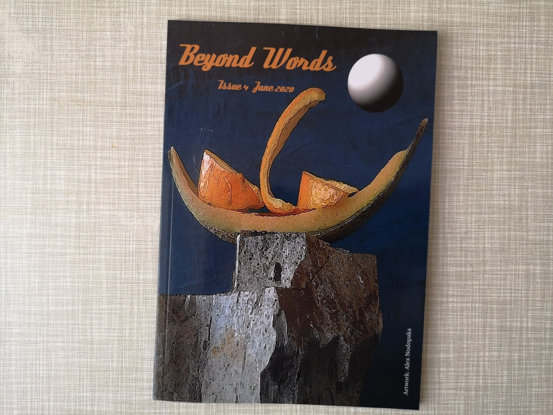 Beyond Words Magazine, Issue 4, June 2020