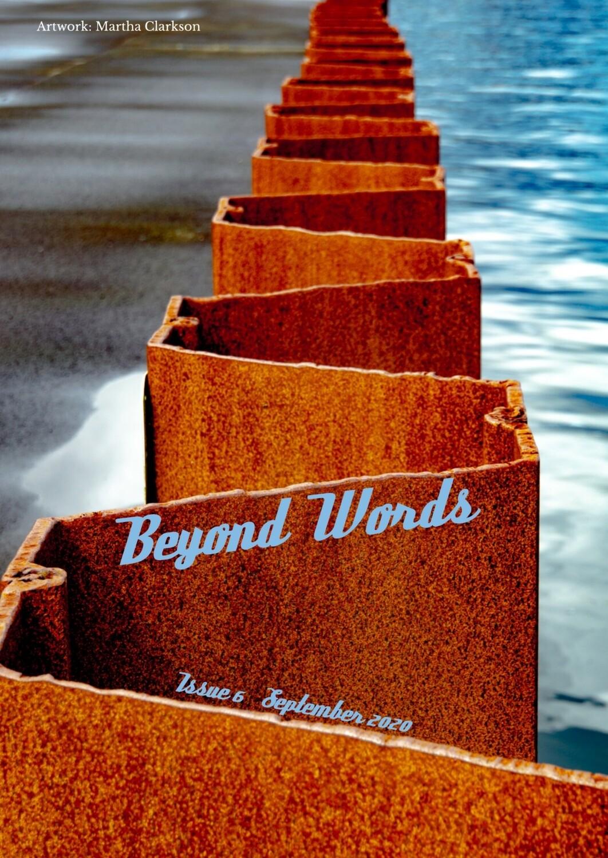 Beyond Words Literary Magazine, Issue 6, September 2020