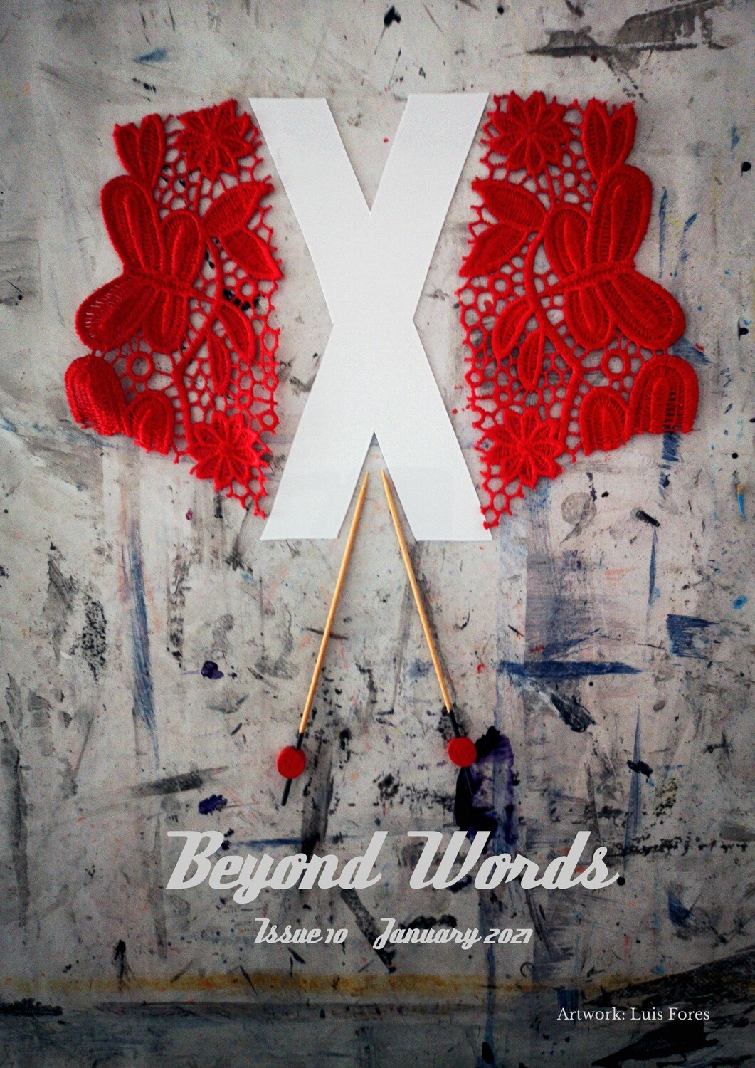 Beyond Words Magazine, Issue 10, January 2021