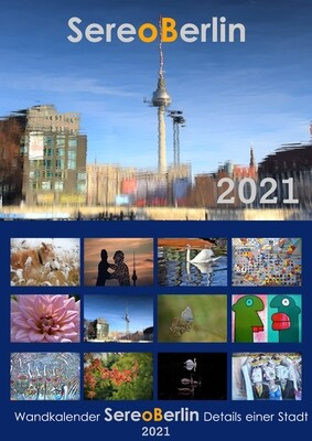 Berlin Calendar 2021