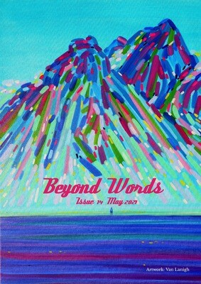 Beyond Words Magazine, Issue 14, May 2021