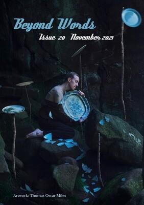 Beyond Words Literary Magazine, Issue 20, November 2021