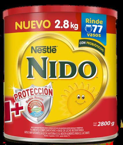 Nido 1+ Growth Formula 2.8 kg