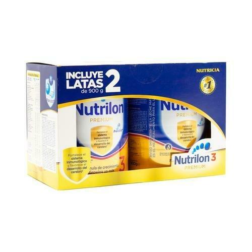 Nutrilon Premium 3 Formula 2 units/900g