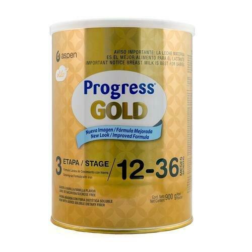 Progress Gold Baby Formula #3 900 g