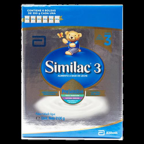 Similac 3 Formula for Infants 2.1 kg