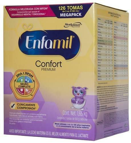 Enfamil Confort Premium Infant Formula 1.65 kg