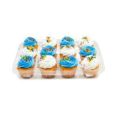 Member's Selection. Vanilla Cupcake 12CT