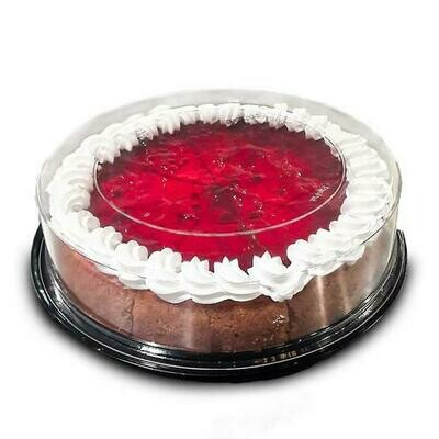 """Member's Selection. Strawberry Cheesecake 8"""""""