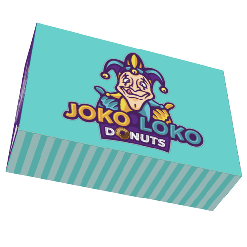 Joko Loko. Gourmet Donuts 6 Count