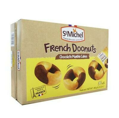St Michel French Donuts 2 units/ 180 g