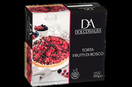 Dolcerialba Frutti Di Bosco 550 g / 1.2 lb
