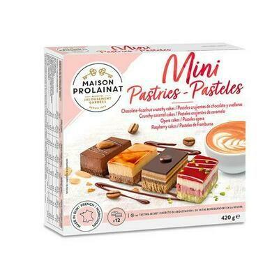 Maison Prolainat Mini Pastries 12 units / 35 g / 1.2 oz