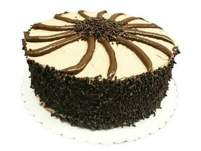 "Member's Selection. Chocolate Mocha Cake 8"""