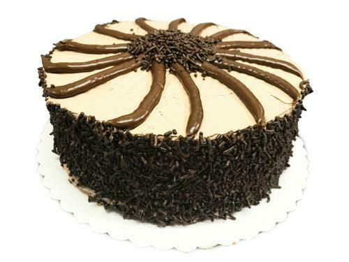 Member's Selection. Chocolate Mocha Cake 8