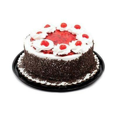 "Member's Selection. Black Forest Cake 8"""