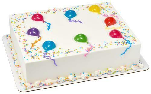 Member's Selection. Vanilla Cake - Small