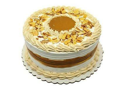 "Member's Selection. Dulce de Leche Cake 8"""