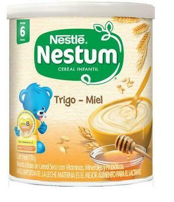 Nestum Cereal Wheat and Honey 730g