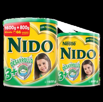 Nido 3+ 2.4 kg