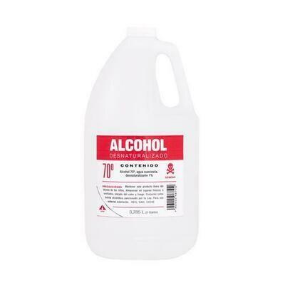ACISA Desinfectant Alcohol 3.785 lt