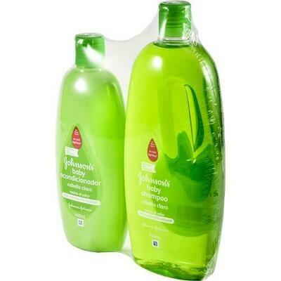 Johnson & Johnson Shampoo Chamomile 750 ml + Conditioner 400ml