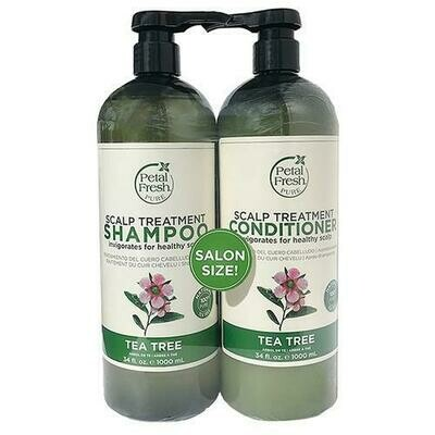 Petal Fresh Scalp Treatment Shampoo/Conditioner 2 pk