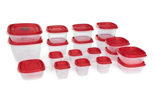 Rubbermaid Easy Find Lids 38PC Set