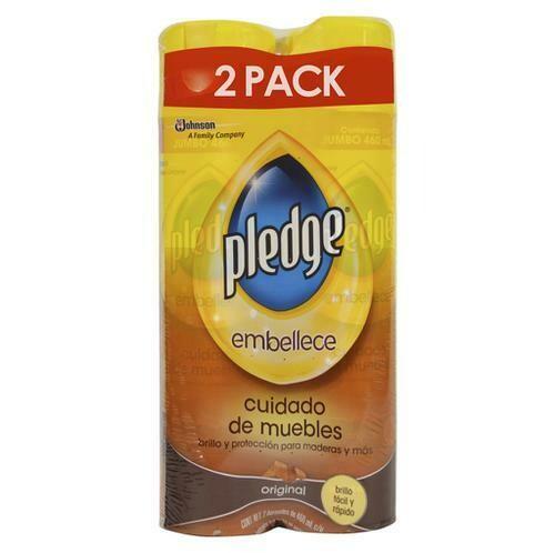 Pledge Wood Cleaner 2 units / 460 ml