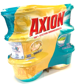 Axión Dishwasher Oatmeal Cream 6 units / 425 g