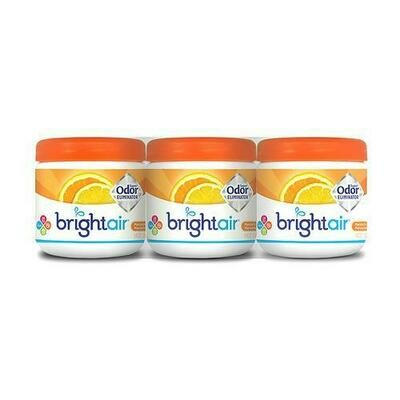 Bright Air Mandarin Orange & Fresh Lemon Super Odor Eliminator 3 PK