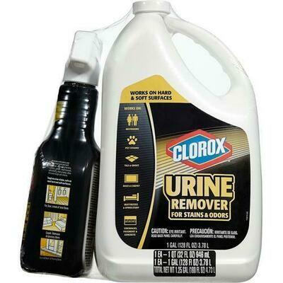 Clorox Urine Remover 2 pk