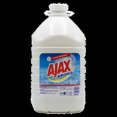Ajax Amonia Disinfectant 5 L