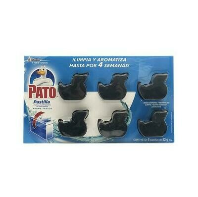 Pato Purific Toilet Bowl Cleaner 6 Units/52 g