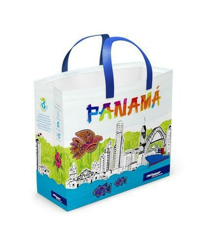 Panama Reusable Bags 3 pk