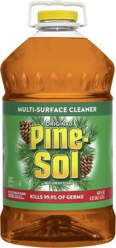 Pine Sol Liquid Multi-Surface Cleaner 144 oz
