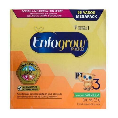 Enfagrow Premium 3 Toddler Formula 2.2 kg